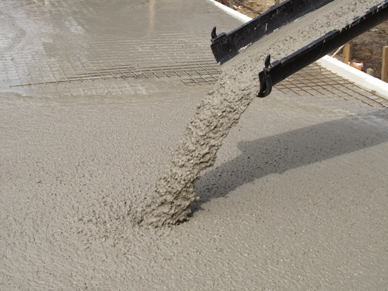 Подача бетона на расстояние