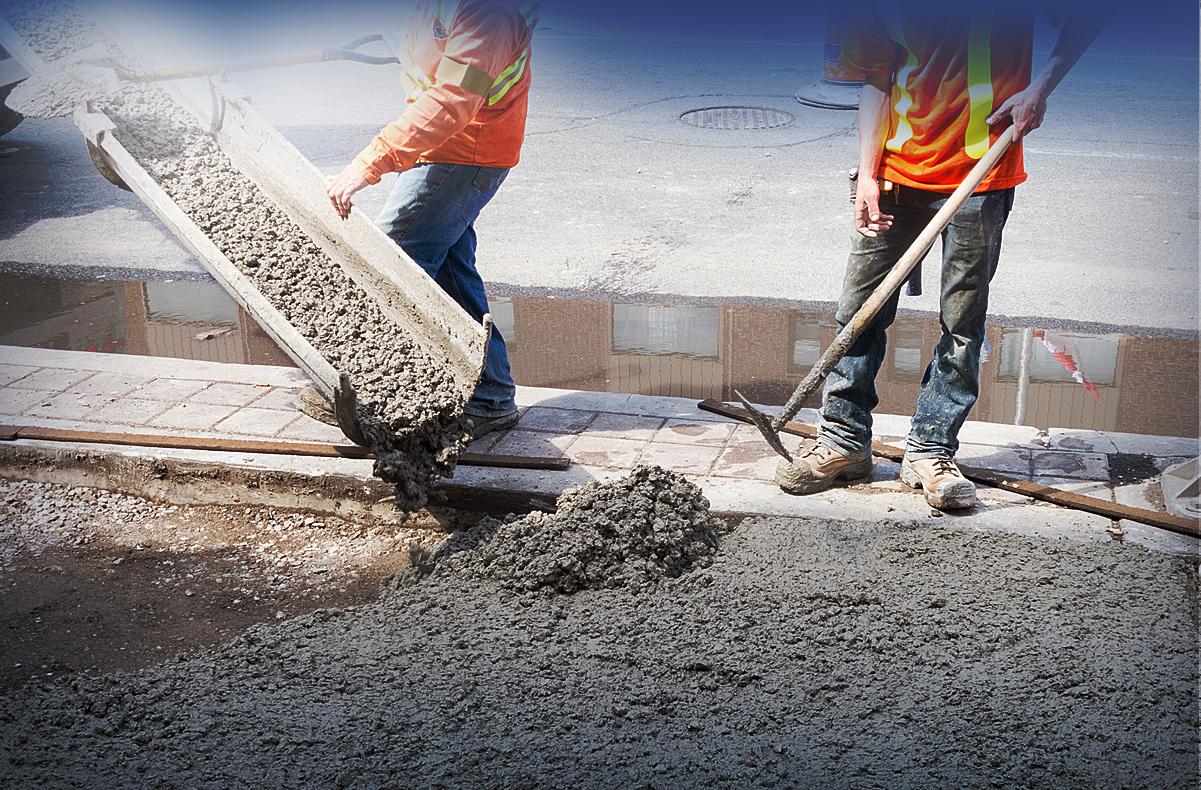 Марка бетона для фундамента