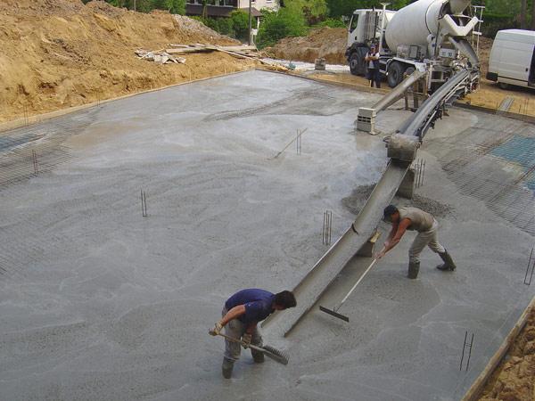 Тощий бетон