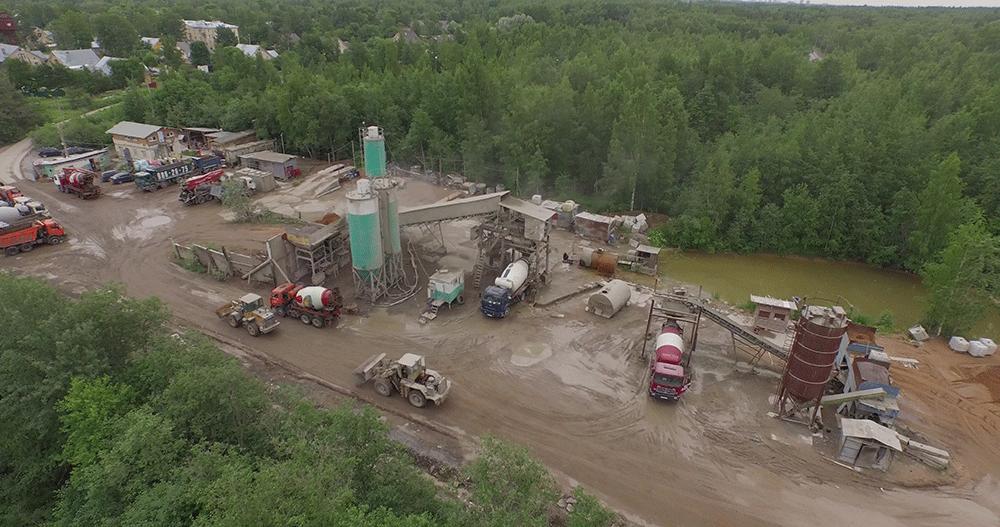Производство легкого бетона