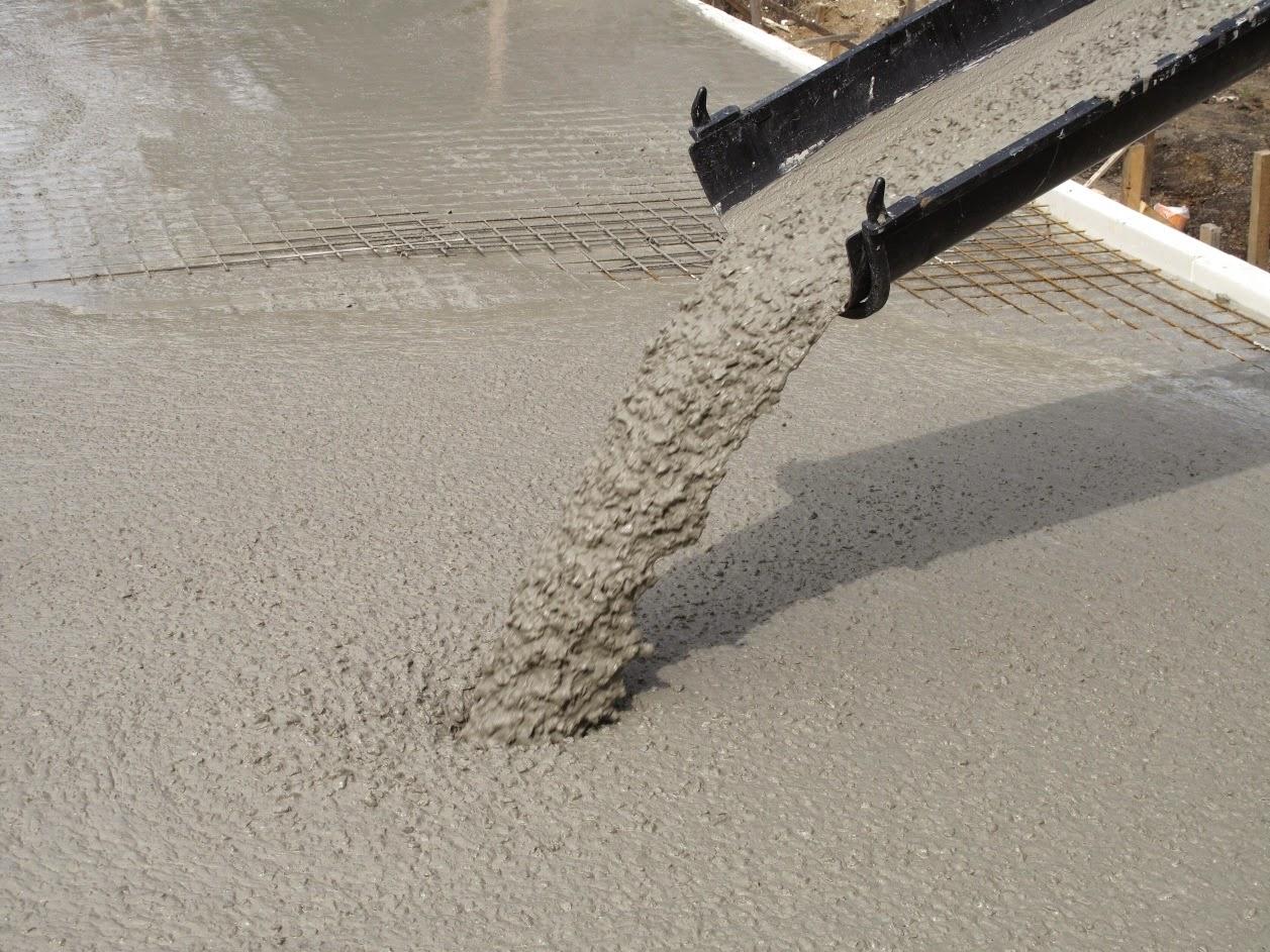 У кого купить готовый бетон