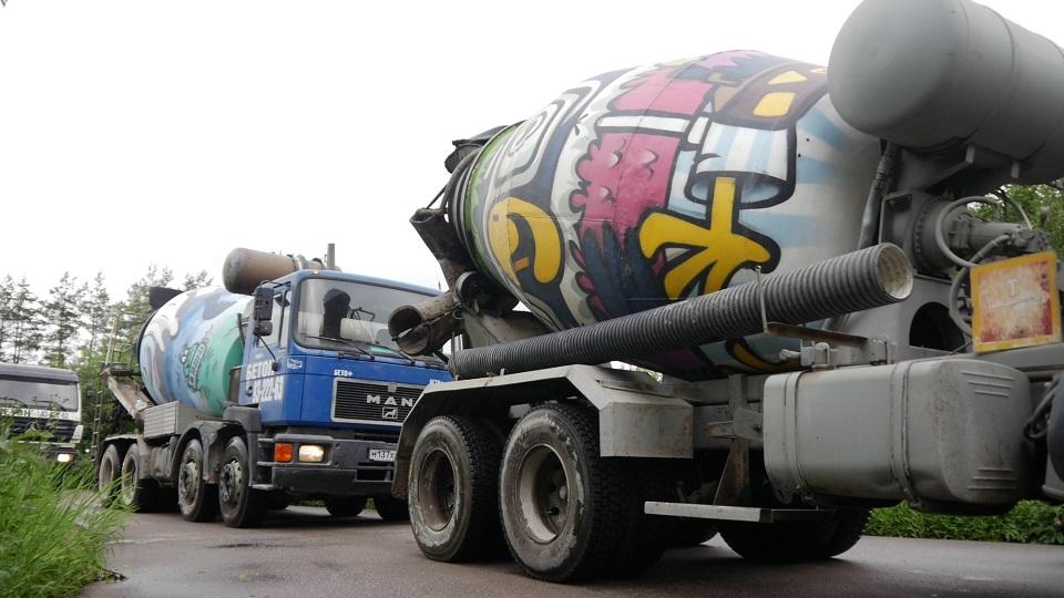Поставка бетонной смеси СПб