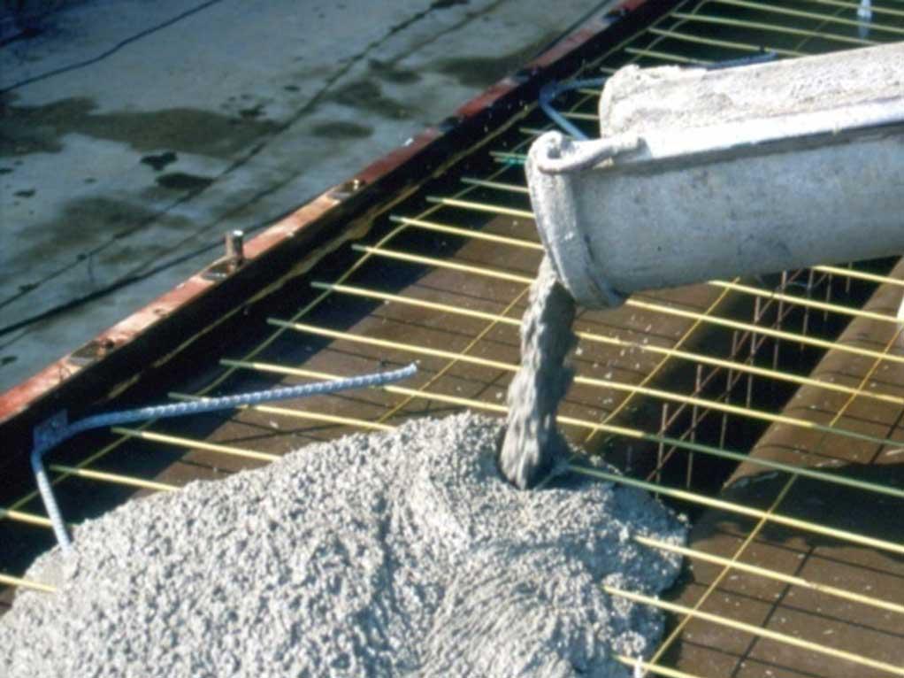 У кого купить бетон